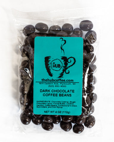 HUB Dark Chocolate Espresso Beans