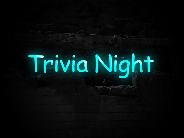 Trivia Challenge - At the Movies! To benefit youth artists.