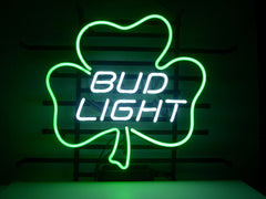01.Bud light neon sign