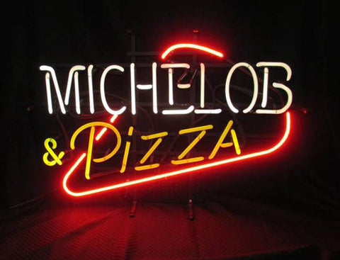 Modelo neon sign for sale custom neon signs bright neon signs sale bf z1021 modelo pizza sign real neon light aloadofball Image collections