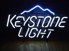 Keystone neon sign