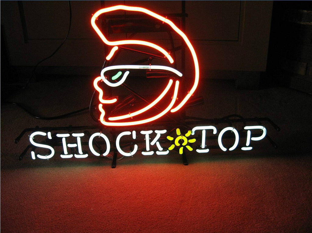 Shock Top Neon Sign