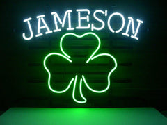 Jameson irish neon sign