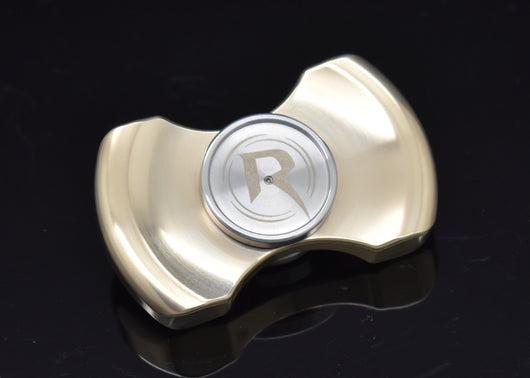 Rotablade Stubby Spinner and Cigar Stand Aluminium Bronze