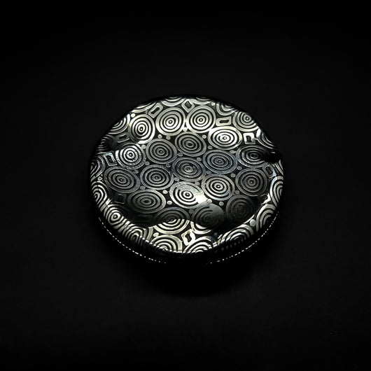 Damasteel RotaStone Spinning Worry Stone