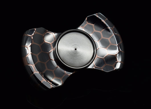 New Superconductor Stubby Spinner and Cigar Stand Hex pattern