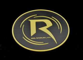 R logo Velcro Patch
