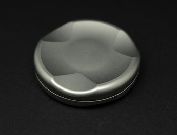 Stainless Steel RotaStone Spinning Worry Stone