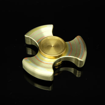 Mokume Tri-Stubby Spinner and Cigar Stand