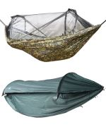 camping military hammocks