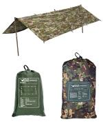 tarp and basha shelters