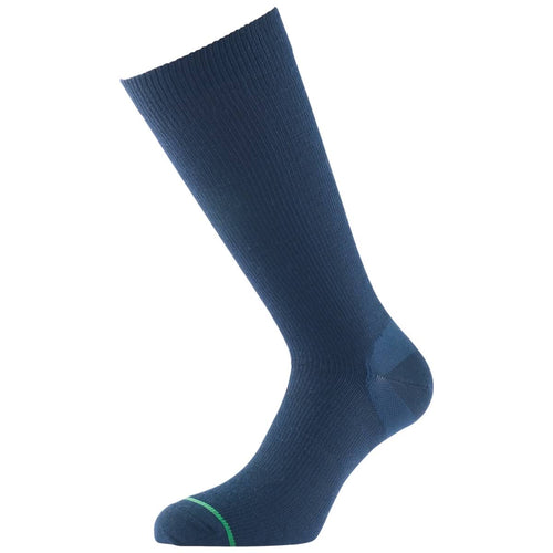 1000 mile ultimate lightweight walking socks navy blue