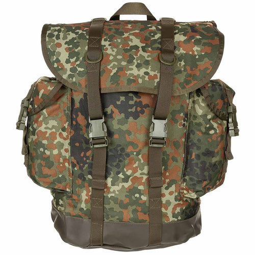 MFH BW German Mountain Backpack Flacktarn