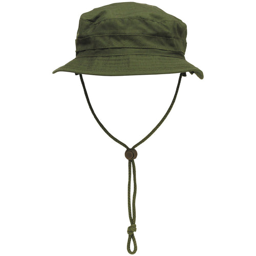 MFH Special Forces Short-Brim Ripstop Boonie Army Bush Hat Jungle Military