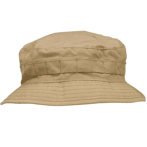 MFH Special Forces RipStop Bush Hat Khaki