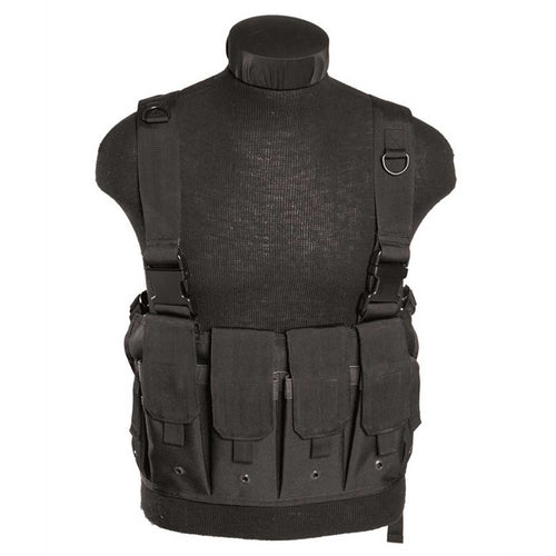 Mil-Tec Mag Carrier Black