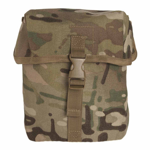 Mil-Tec Medium Utility Pouch Multitarn