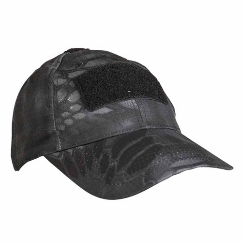 Mil-Tec Tactical Baseball Cap Mandra Night Angle