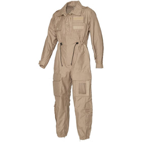 raf afc crewman desert khaki flying suit coveralls