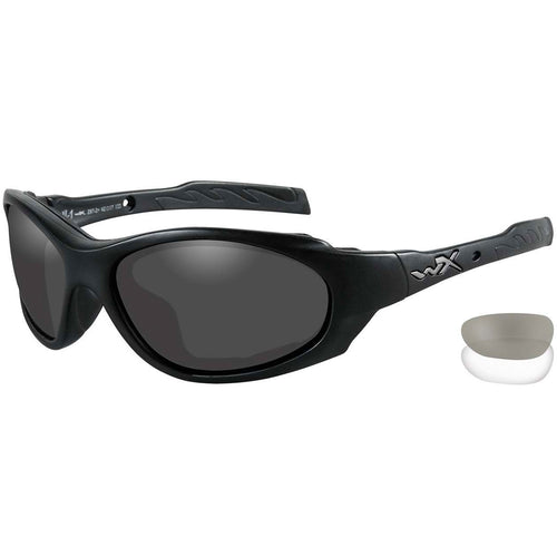 Wiley X XL-1 Advanced Glasses - Smoke Grey