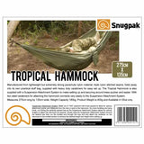 Snugpak Tropical Hammock detailed info