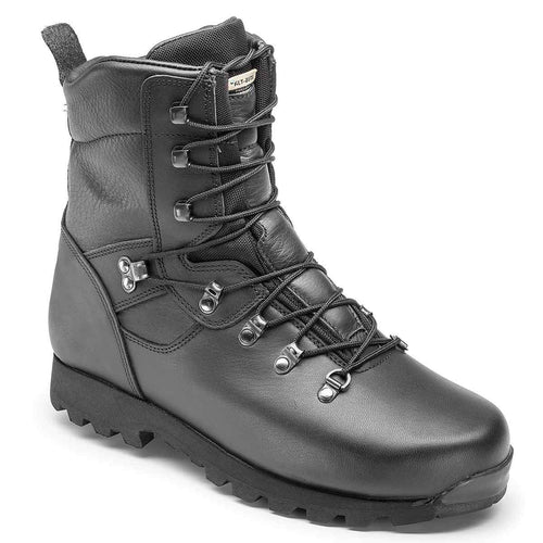 altberg mens tabbing boot black