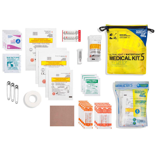 adventure medical kits ultralight watertight .5 first aid kit