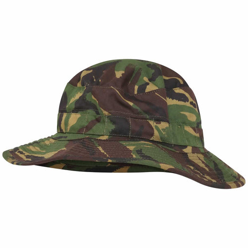 british army dpm camo bush hat