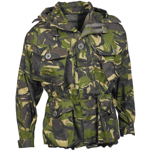 british army s95 dpm camo windproof smock