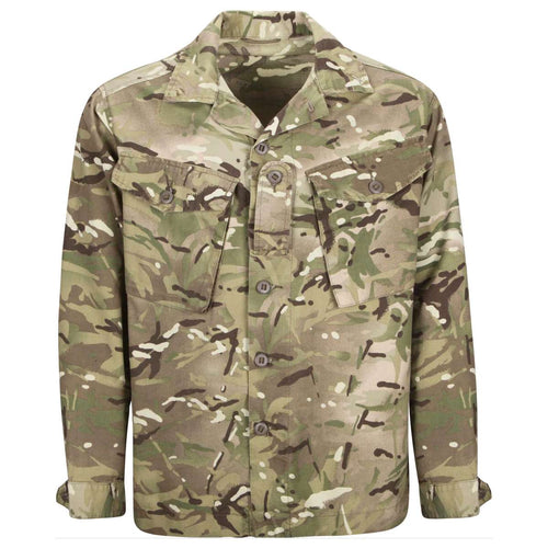british army mtp tropical combat shirt