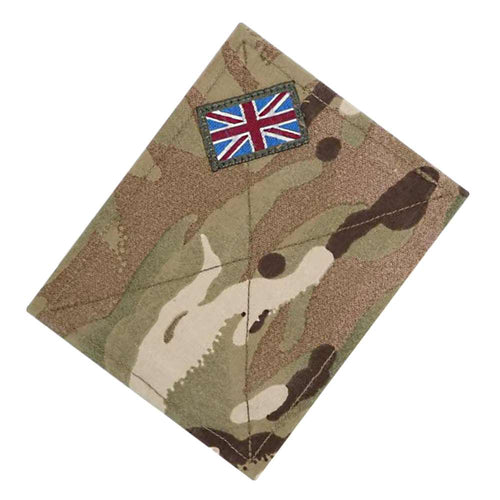 british army mtp pcs blanking patches with union flag