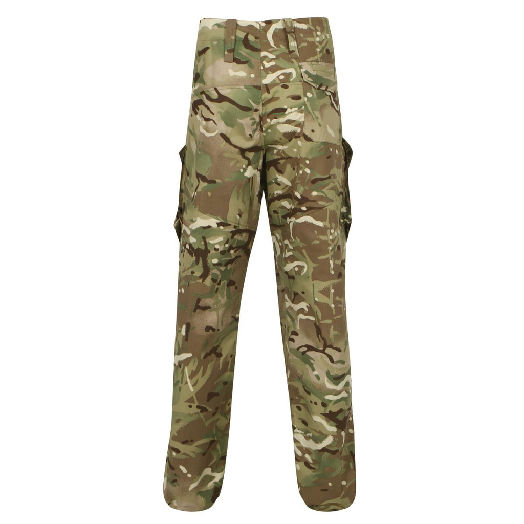 Blue PCS G1 Used Royal Navy Lightweight Trousers