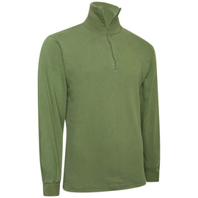 british army surplus norwegian thermal shirt green