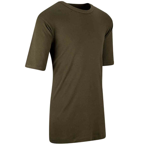 british army surplus olive t-shirt
