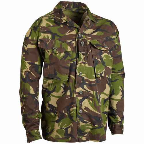 british army s95 surplus dpm camo shirt