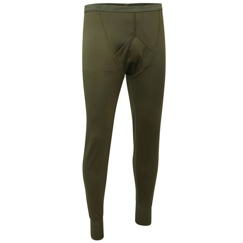 British Army Thermal Long Johns Olive Green