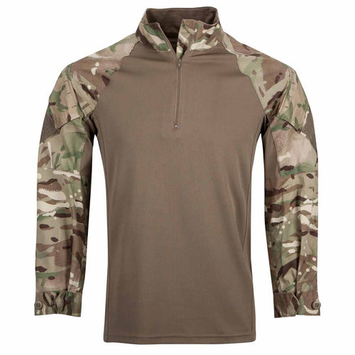 BRITISH ARMY STYLE PCS UBACS SHIRT OLIVE GREEN BLACK COYOTE MILITARY SECURITY