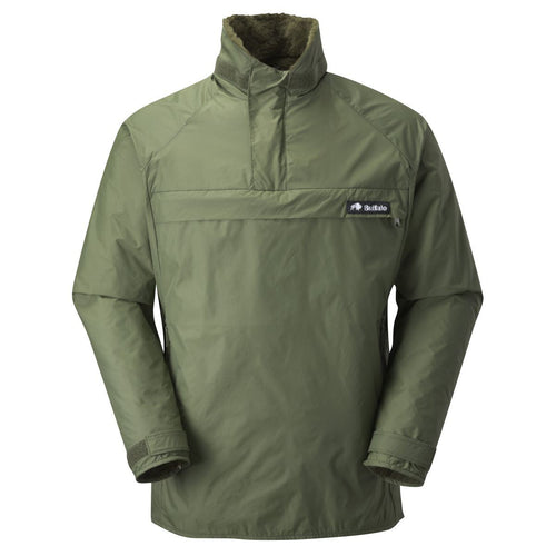 buffalo special 6 shirt olive green