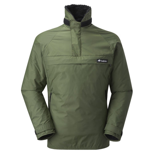 buffalo mountain shirt olive green