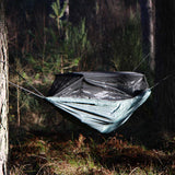 dd travel hammock bivi mosquito net zipped