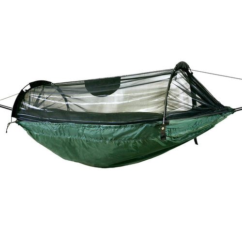 dd xl fronline hammock mosquito net closed