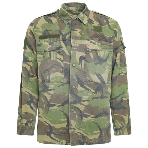 dutch army surplus dpm camouflage heavyweight field shirt