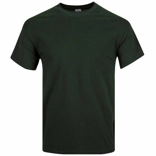 forest green cotton tshirt