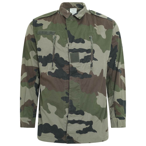 french army surplus f2 cce camouflage field jacket