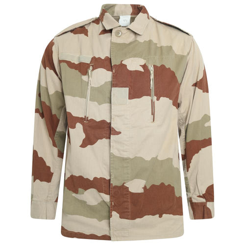 french army surplus f2 field jacket desert camo