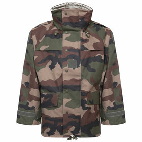 french army surplus waterproof goretex smock cce camo