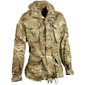 Grade 1 British Army MTP camouflage combat smock