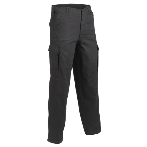 german moleskin trousers black