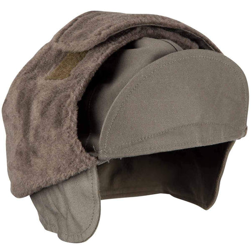 german army winter cap olive green