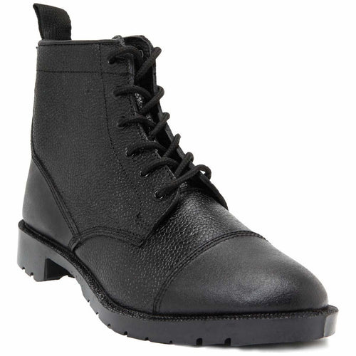 grafters black cadet boot